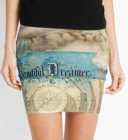 Beautiful Dreamer Mini Skirt