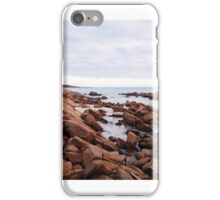 Gannet Rock - Meelup Beach, Dunsborough  iPhone Case/Skin