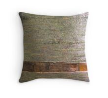 Peeled Band Throw Pillow