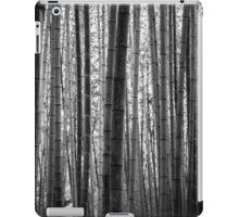 Bamboo Monochrome iPad Case/Skin