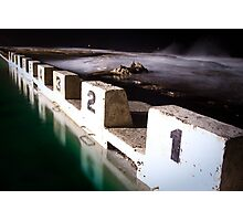 Ocean Baths Photographic Print