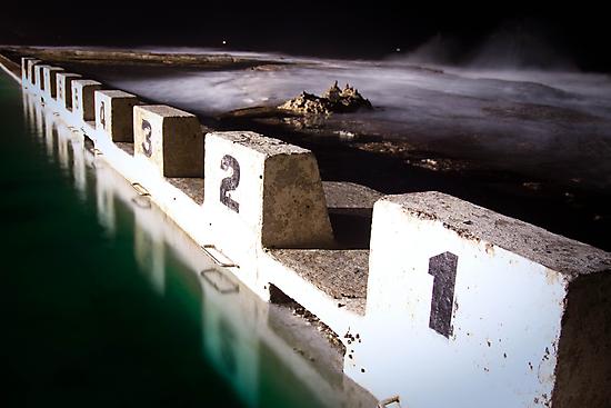 Ocean Baths by damienlee