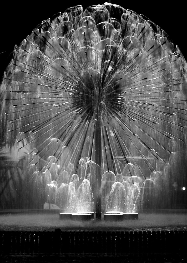 El Alamein Fountain Kings Cross by damienlee