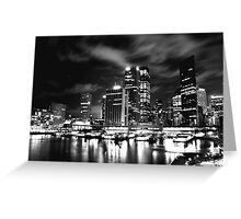 Gotham Sydney Greeting Card