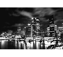 Gotham Sydney Photographic Print