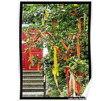 Ribbon Tree Poster