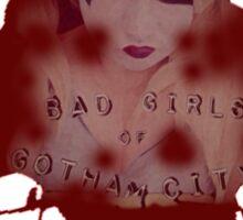 Batman - Bad Girls of Gotham City, Harley Quinn Sticker