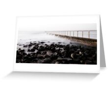 forster baths Greeting Card