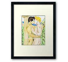 Greek Gods Framed Print
