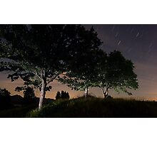 landscape before midnight 5 Photographic Print