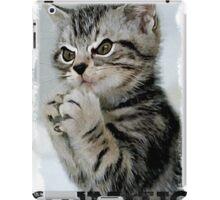 Evil Genius - The Cat iPad Case/Skin