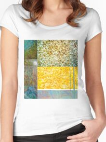 2015 March 8 Women's Fitted Scoop T-Shirt