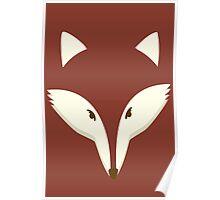 Spot The Fox Poster