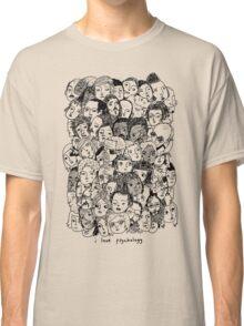 I Love Psyhology. Classic T-Shirt