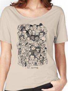 I Love Psyhology. Women's Relaxed Fit T-Shirt