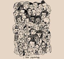 I Love Psyhology. T-Shirt