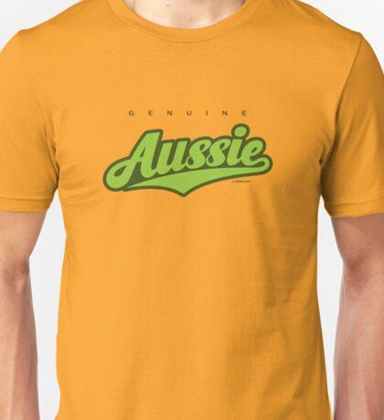 GenuineTee - Aussie (green) T-Shirt