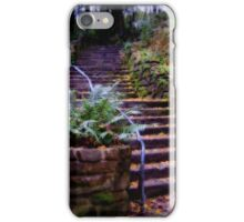 Stepping up... iPhone Case/Skin