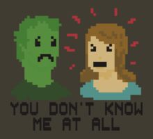 YOU DON'T KNOW ME AT ALL. by Philip Elliott