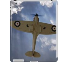 Aces High - Spitfire Vertical Climb iPad Case/Skin