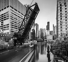 View from Kinzie by zl-photography