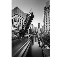 View from Kinzie Photographic Print