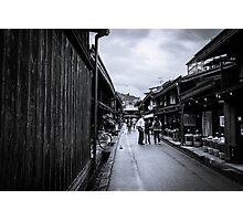 Takayama Photographic Print