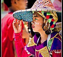 native girl by galvhin