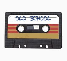 Old School Music Cassette Tape Kids Clothes