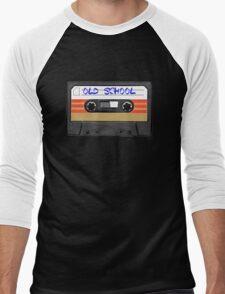 Old school music Men's Baseball ¾ T-Shirt