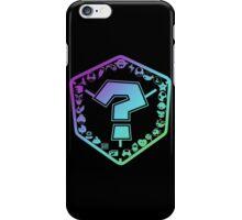 The Item Box iPhone Case/Skin