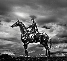 The Gaelic Chieftain  by vwphotography
