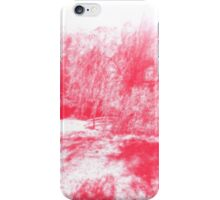 In Lieu of Cherry Blossoms... iPhone Case/Skin