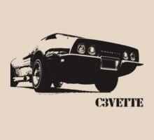 Corvette C3 by hottehue