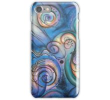 Distant Echoes iPhone Case/Skin