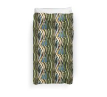 Reedy Reflections, Water Reeds Pillow Duvet Cover