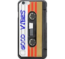 Good Vibes Cassette Tape - Awesome iPhone Case iPhone Case/Skin