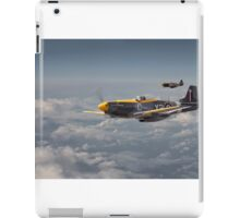 Mustang P51 - 442Sqdn RCAF iPad Case/Skin
