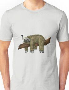 Confused Sloth Unisex T-Shirt