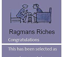 The Ragman Awards by ragman