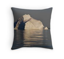 Berg Reflection Throw Pillow