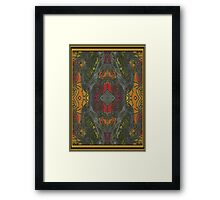 OUTBACK-COLOURS OF THE BUSH Framed Print