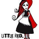 Little Red by Monsterkidd