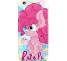 Fluffy Pinkie Pie :3 iPhone Case/Skin