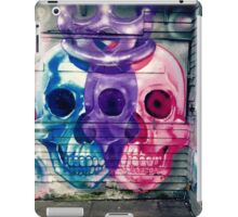 Royal skull iPad Case/Skin