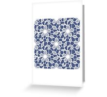 Lace, Seamless Pattern, Flowers. Greeting Card