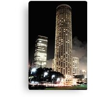 Raffles City Canvas Print