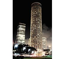 Raffles City Photographic Print