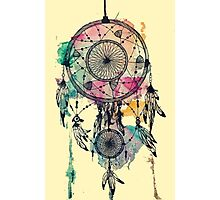 Poetry of a dream catcher Photographic Print