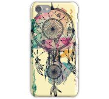 Poetry of a dream catcher iPhone Case/Skin